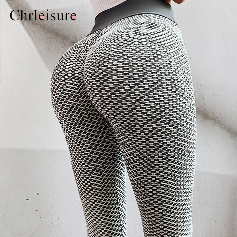 Women Fitness Legging Mujer Sexy Push Up High Waist Leggins Activewear Gym Seamless Leggings Feminina