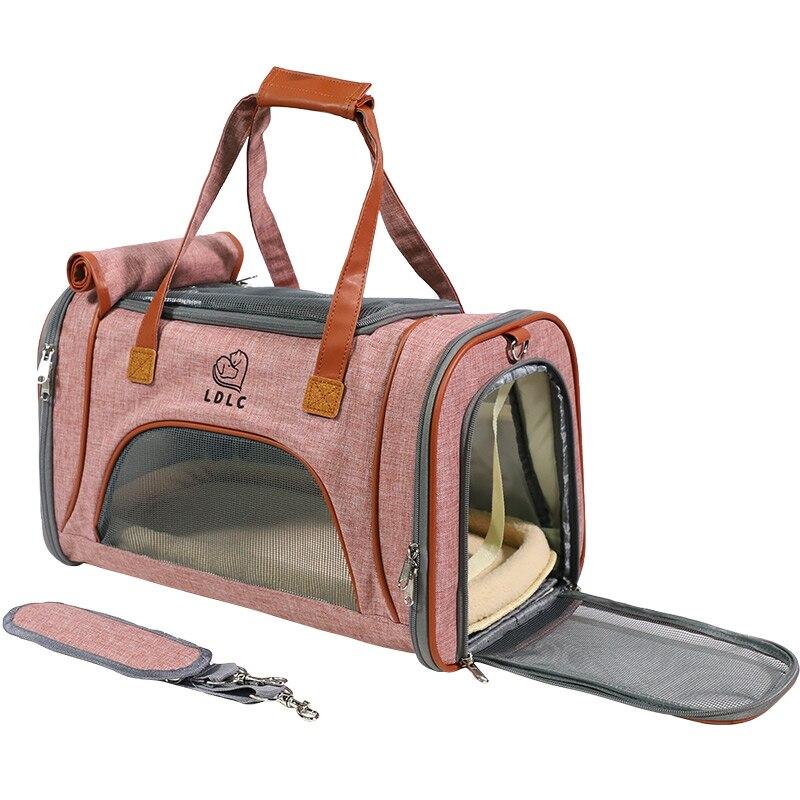 Сумка для переноски кошек, рюкзак для собаки, сумка на плечо для домашних животных|Перевозки для животных|   | АлиЭкспресс