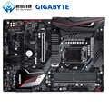 Original utilisé carte mère de bureau Gigabyte GA-Z390 GAMING X Z390 Socket LGA 1151 Core i7/i5/i3/Pentium/Celeron DDR4 64G ATX