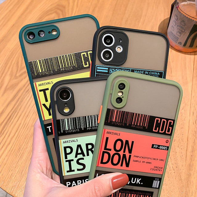 For iphone 12 11 Pro 11Pro 12Pro Max mini 6 7 8 6s Plus Case For Fundas iphone X XR XS max SE 2020 Apple Cute Phone Cases Cover 3