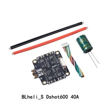 35A 40A 55A BLheli_S 2-6S 4 In 1 ESC Speed Controller Board Dshot150 Dshot300 Ds