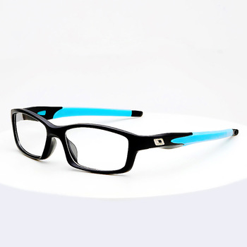 2020 Sports Male Eyeglasses Frame Prescription Eyewear Spectacle Glasses Transparent Optical Eye Frames For Men