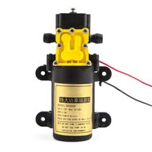 8L/min Large Flow Rate Agricultural Electric Water Pump High Pressure Diaphragm Water Sprayer Car Wash Accessories F2TE