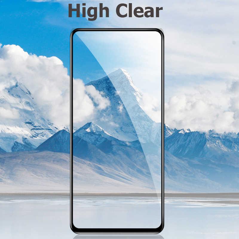 Szkło ochronne dla Xiao mi mi 9t mi 9t mi 9 T Xiao mi czerwony mi K20 Pro pełna pokrywa ochronne na ekran szkło hartowane szkło ochronne