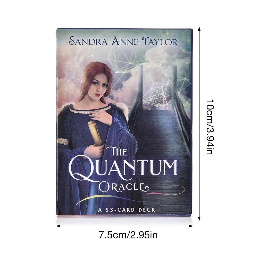 Κβαντική ταρώ - quantum tarot msow