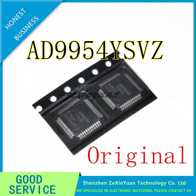 2PCS/LOT  AD9954YSVZ AD9954YSV AD9954 TQFP-48 NEW ORIGINAL