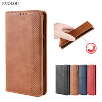 Cubierta libro cuero Retro para móvil, funda magnética para OnePlus 7T Pro 6T 5T 3T, billetera para One Plus 7 6 5 3 8T