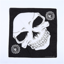 Large Scarf Skull-Ghost-Head Hijab American Black Winter Women And Autumn Hip-Hop-Style
