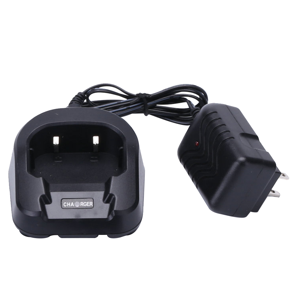 Walkie Talkie Accessories Desktops With Adapter Radio Durable Indicator Light Practical Battery Charger For Baofeng UV 82