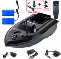 180Mins 500m RC Distacne Auto RC Control remoto pesca cebo barco Speedboat pesca buscador de peces barco con UE cargador US/UK