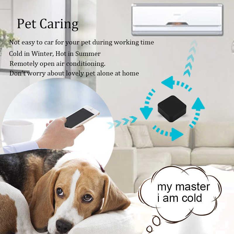 AVATTO Universal IR 리모컨, Smart Home Automation WIFI IR 리모컨 음성 제어 Alexa Google 홈