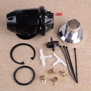 CITALL Car Universal SQV 4 Turbo Blow Off Valve Pull-Type Aluminum BOV With Adapter Flange IV 4 71008-AK001 fit for Honda Civic