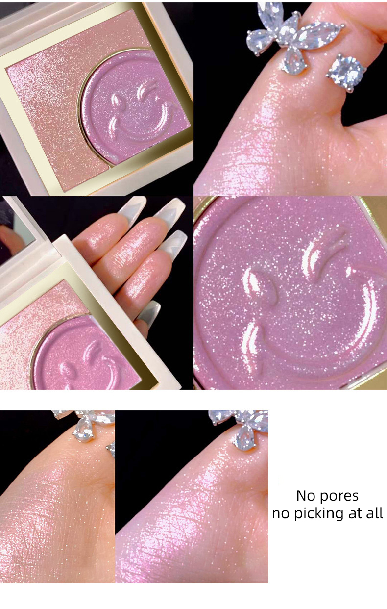 Celicidade feminino cosméticos quatro cores destaque placa