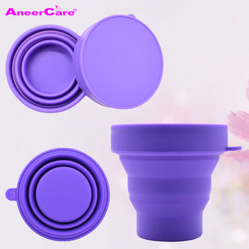 Copa Menstrual esterilizador de tazas de silicona, colector Menstrual, Copa Menstrual limpia,...