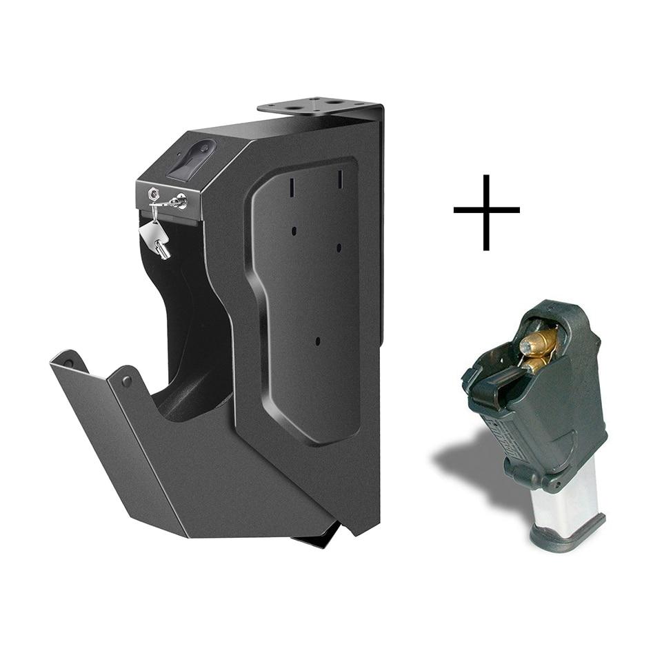 TSA Approved Semi-conductor Fingerprint Gunsafe Pistol Safe OS580SE