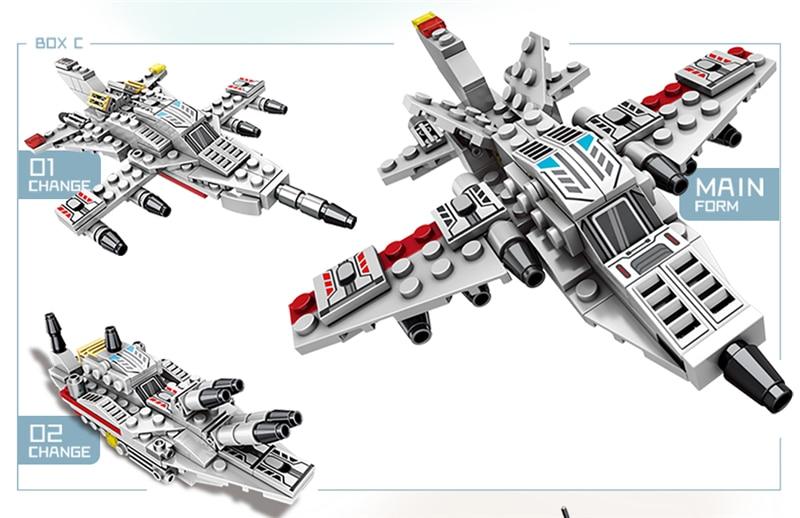 1000+ PCS Military Warship Navy Aircraft Army Figures Building Blocks LegoINGlys Army Warship Construction Bricks Children Toys (10)
