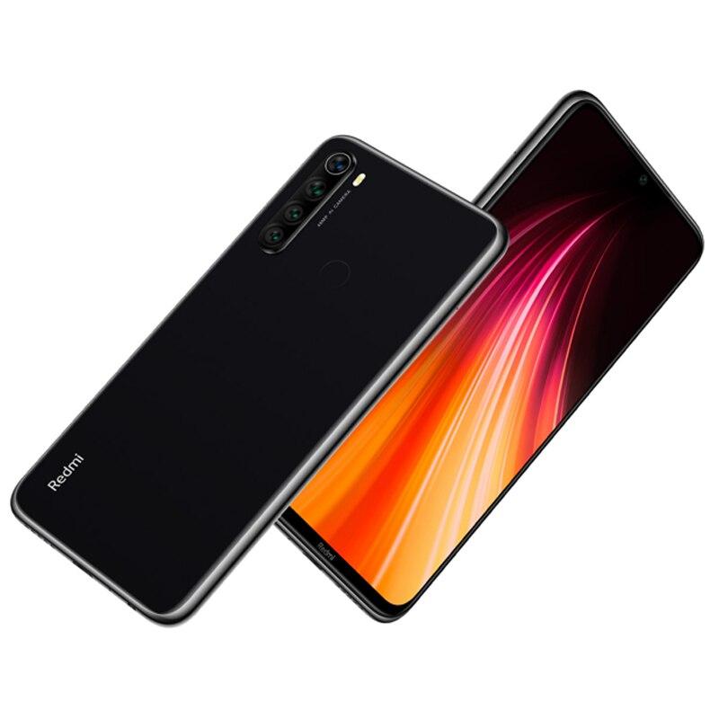 En Stock!!! Xiaomi Redmi Note 8 4GB RAM 64GB ROM Octa Core Smartphone Snapdragon 665 48MP 6.3