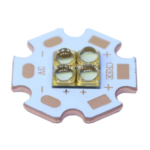 Image 4 - 265nm 275nm 4W Deep UVC LED 32mW 40mW Diode 3535 3939 Lamp SMD beads for UV disinfection Medical equipment 3V6V LG Chip copper