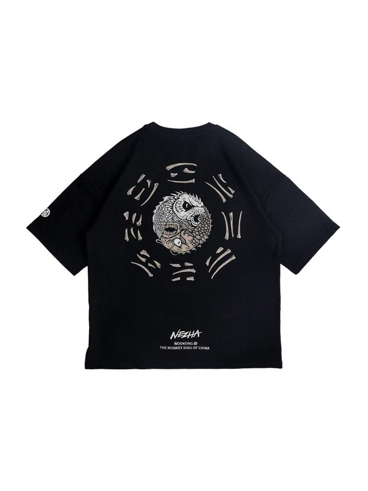 Estate di sesso maschile e Femminile T shirt Tee di Skateboard Ragazzo Skate Tshirt Magliette e camicette 100% cotone Degli Uomini di Roccia Hip hop Street wear maglietta di modo
