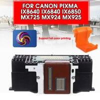 LEORY Printer Print Head QY6 0086 000 Printhead Printer Parts Accessories For Canon Pixma iX8640 iX6840 iX6850 MX725 MX924 MX925