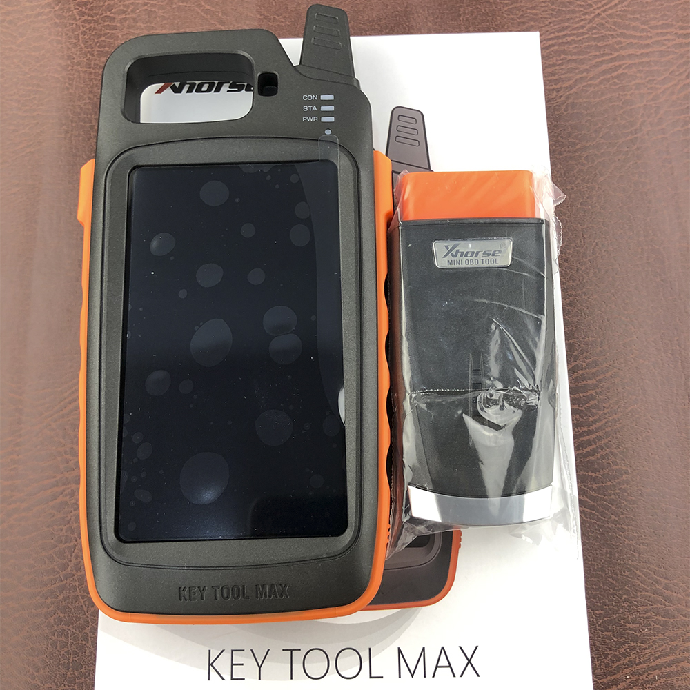 CHKJ Xhorse VVDI Key Tool Max Remote Programmer Support work with Condor Dolphin XP005 Bluetooth OBD Matching