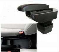 Voor Mazda 2 M2 Hatchback Armsteun Doos Centrale Winkel Inhoud Opbergdoos Met Bekerhouder Asbak Usb Interface
