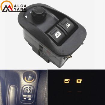 Nie dotyczy 6554 WA 6554WA czarny elektryczny główny przełącznik okienny dla Peugeot 206 206 CC 206SW 306 206 sedan 2007-2016 tanie i dobre opinie Malcayang CN (pochodzenie) 0 1cm 10cm 2000-2010 6554WH 655458 Plastic metal Przełącznik sterujący do okna HOT SALE POWERFUL CONTROL SWITCH
