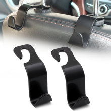 Car Seat Back Hook Hanger Holder for SEAT Leon 1 2 3 MK3 FR Cordoba Ibiza Arosa Alhambra Altea Exeo Toledo Formula Cupra(China)