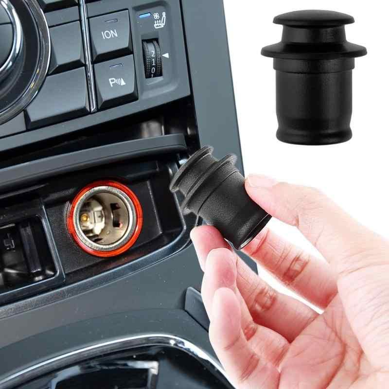 Enchufe Universal impermeable del mechero del coche de la cubierta del polvo de la tapa del agujero del encendedor del cigarro