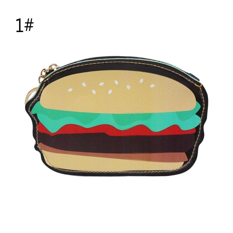 ><font><b>Food</b></font> <font><b>Style</b></font> Coin Purse Credit Card Bags Holder Handbag Girls <font><b>Boys</b></font> Children Small Wallet Change Bags 2017 Fashion