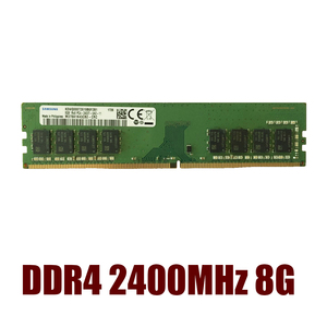 Image 3 - New Samsung DDR4 RAM 4GB 8GB 16GB PC4 2133MHz 2666MHz PC4 19200/21300 8g 16g memory module One Year Warranty Desktop RAM