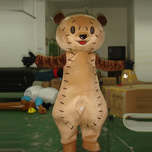Cartoon bear costume adult size mascot tiger