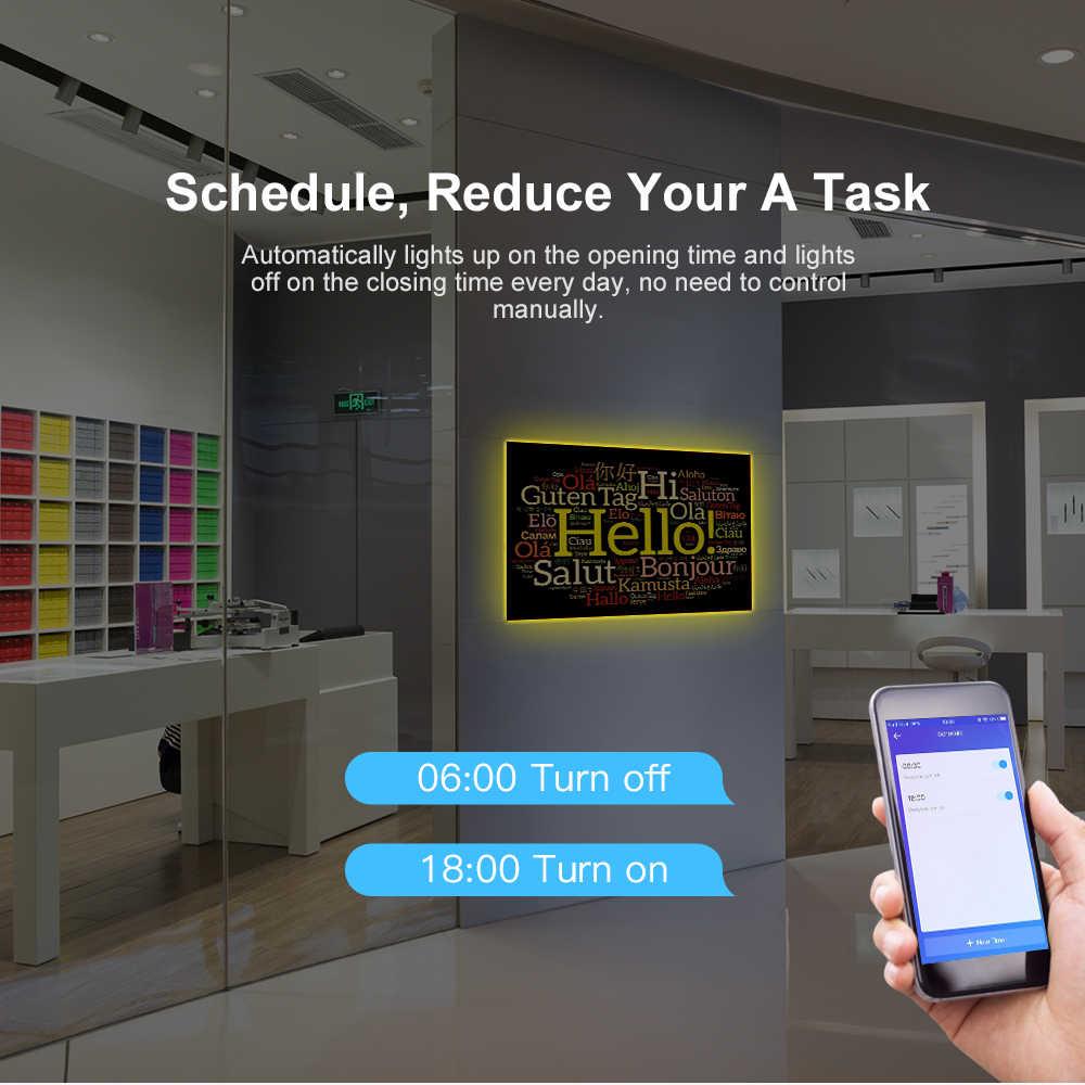 Itead Sonoff Micro 5V Draadloze Usb Smart Adapter Flexibele En Draagbare Make Usb Apparaten Smart Via Ewelink App Google thuis Alexa