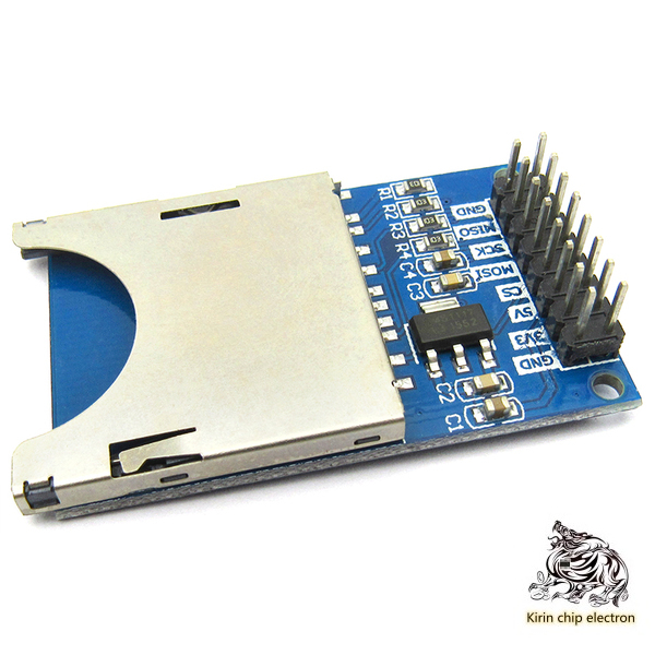 5pcs / Lot SD Card Module SD Card Reading And Writing Module SPI Interface Single Chip Microcomputer
