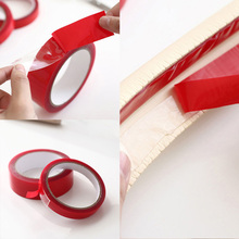 High Strength Transparent Silicone Double Sided Tape Sticker For Car No Traces Adhesive Living Goods