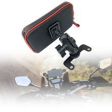 NC750X USB Mobile Phone Holder Stand Bracket GPS Bracket For HONDA NC750 X NC750S NC750DCT 2014 2015 2016 2017 2018 2019