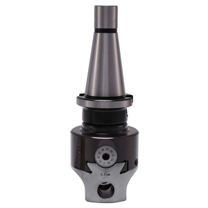 Image 5 - ABSF NT40/ISO40 cône, F1 18 tête dalésage 75mm avec tige NT40/ISO40 et 12 pièces barres dalésage 18mm, jeu de têtes dalésage
