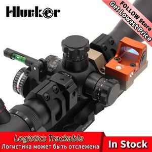 Hlurker Riflescope Reddot-accesorio DOCTER / RMR / DP PRO / T1/T2, montaje Universal de mira de punto, punto rojo, elevador de alcance de tiro