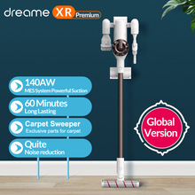 Dreame XR Premium Handheld Wireless Vacuum Cleaner Portable 22Kpa Cyclone Filter All in One Dust Collector Carpet Sweeper цена и фото