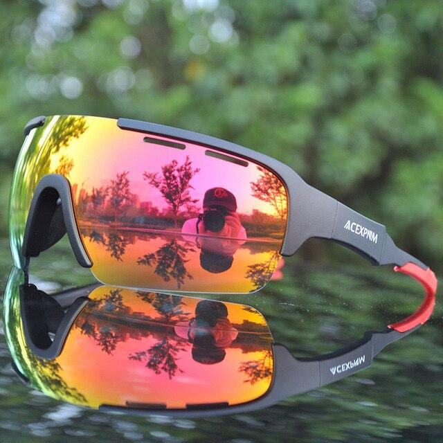 2020 homem polarizado ciclismo óculos de ciclismo bicicleta ciclismo óculos de sol esporte ciclismo uv400 esportes 3