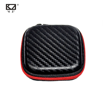 KZ High End In Ear Earphone Headphones Storage Case Bag Box Pay attention to the shop's limited 100 free gifts image