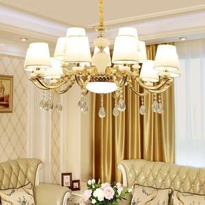 Image 5 - Hanglampen Lustre E Pendente Para Sala De Jantar Crystal Lampen Modern Suspendu Suspension Luminaire Hanging Lamp Pendant Light