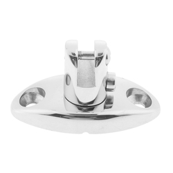 Heavy Duty Stainless Steel Quick Release Boat Deck Hinge 360 Degree Swivel