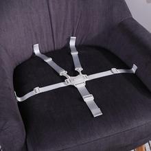 5 точечный ремень безопасности широкий диапазон применения Модный изысканный детский ремень безопасности нагрудный замок Пряжка