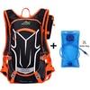 18l impermeável mochila esporte ao ar livre mochila saco de água acampamento caminhadas ciclismo mochila de água 7