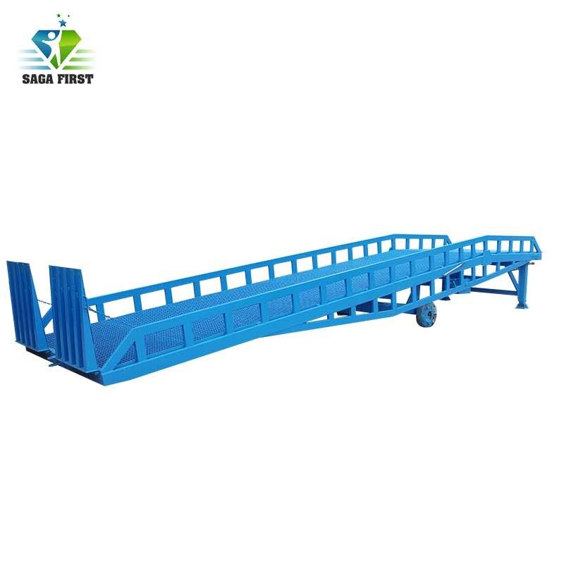 Heavy Capacity Moving Load Yard Ramp