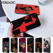 Migos Coque Silicone Case for Redmi Note 4X 5 Pro 6 5A Prime 7 8