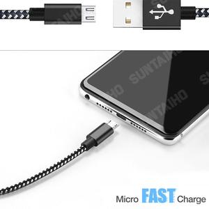 Image 3 - 5 حزمة مايكرو USB كابل شحن سريع كابل شاحن البيانات ل شاومي Redmi نوت 5 برو سامسونج هواوي أندرويد شاحن الهاتف المحمول
