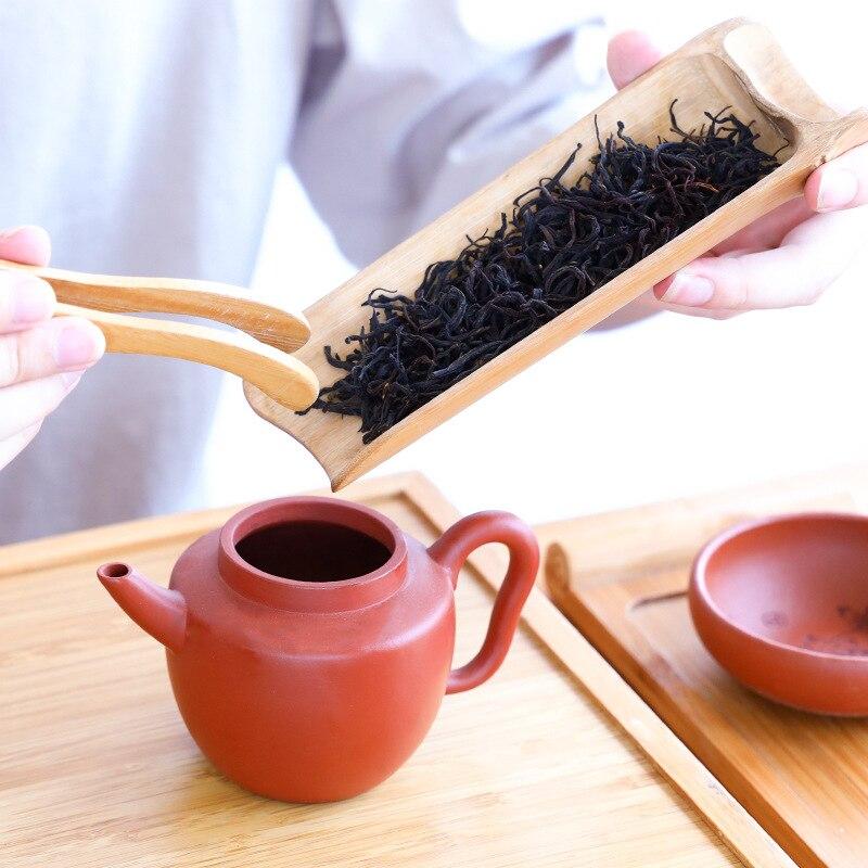2020 China Lapsang Souchong Black Tea Wuyi Lapsang Souchong Tea Zheng Shan Xiao Zhong Tea For Lose Weight 1