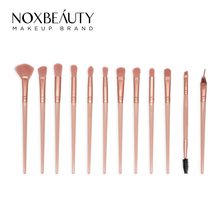 Free Shipping NOXBEAUTY 12 PCS/Set Eyeshadow Brushes Set Eye Shadows Makeup Brushes Eye Makeup Brush Kit